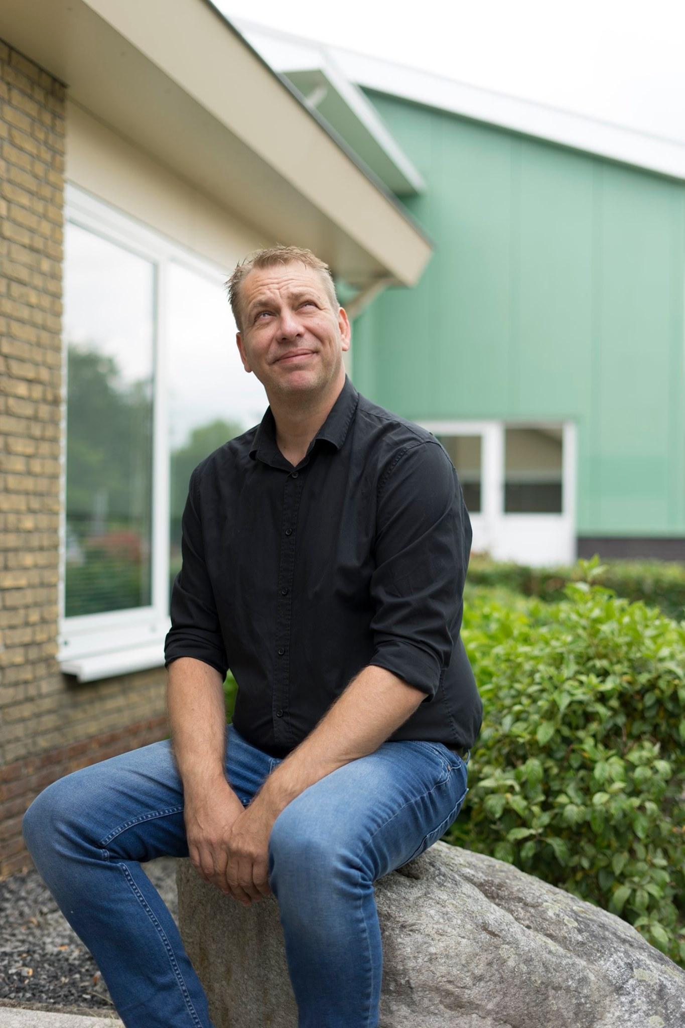 Egon van der Jagt
